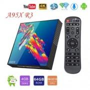 A95X R3 - TV BOX на Android 9.0 с памятью 4/64 ГБ