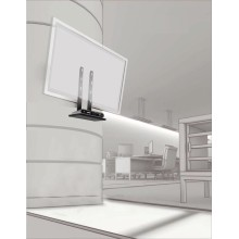 LC-13 - универсальная подставка для тюнеров и тв приставок