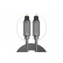 Оптический аудио кабель Ugreen длина 1, 2, 3 метра