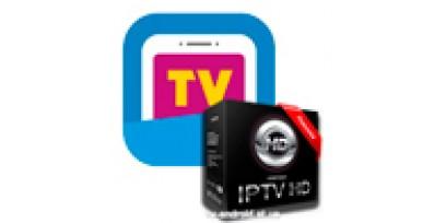 Настройка плейлиста IPTV HD на телевизорах Samsung и LG в приложении Peers TV