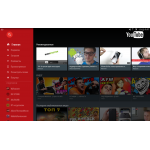YouTube для Android TV приставок