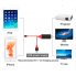 Кабель HDTV для подключения  IPhone 7,7 Plus, Iphone 6, 6 Plus, iPhone 5,5C, 5S, Ipod Touch 5 к телевизору