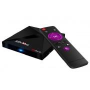 A5X max - тв приставка на Android 7.1 TV BOX с памятью 4/16 ГБ, Bluetooch 4/0, Miracast