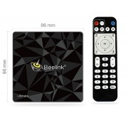 Beelink GT1 Ultimate - TV Box на Amlogic S912 и Android 7.1 с памятью 3/32 Гб с WI-FI и Bluetooth, Miracast