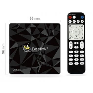 Beelink GT1 Ultimate - TV Box на Amlogic S912 и Android 7.1 с памятью 3/32 Гб с WI-FI и Bluetooth, Miracast
