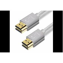 Кабель ANNNWZZD HDMI-HDMI 5m, версия 2.0, Ultra HD 4К-3D
