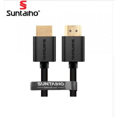 Кабель HDMI-HDMI версии 1.4 длина 3 метра с экранированием, поддерживает формат видео 1080P и 4K.