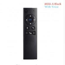 Пульт для TV BOX c голосовым поиском MX6