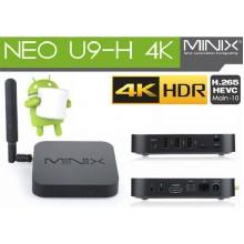 ТВ приставка MINIX NEO u9-h на Android 6.0.1