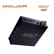 Meelo+ Uno2  DVB-S2 - приставка со спутниковым и эфирным T2 тюнером на Android 5.1