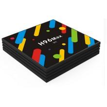 H96 max-H1 ТВ Box Android 7.1 4 ГБ Оперативная память 32 ГБ Встроенная память
