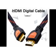 HDMI кабель SAMZHE версии 2.0 с поддержкой 4K (UHD) длиной 1, 2, 3, 5, 8 метров