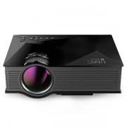 UNIC UC46 видео LED проектор для домашнего кинотеатра