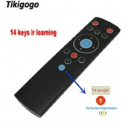 Tikigogo T1M - пульт с гироскопом и микрофоном для Tv Box на Android