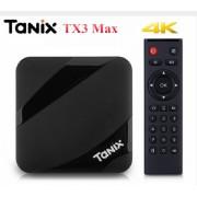 Tanix TX3 Max - тв приставка на Android 7.1.2 c памятью 2/16ГБ и Bluetooth 4.1