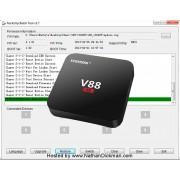 Прошивка для смарт приставки Scishion V88  (версия 1/8 ГБ)