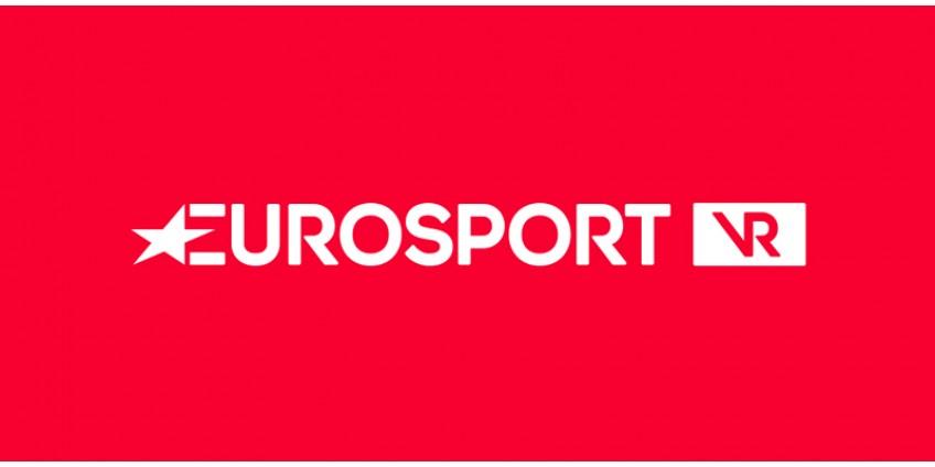 Олимпиада 2018 в формате виртуальной реальности от Eurosport