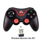 Беспроводной Bluetootch Gamepad S3 + USB адаптер для ПК