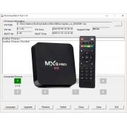 Прошивка для MXQ Pro 4K на Android 7.1.2 и чипе RK3229