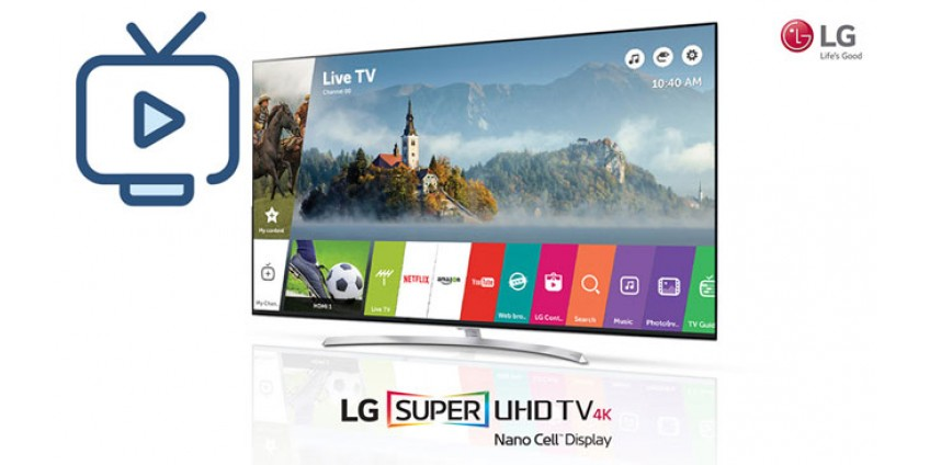 Просмотр IPTV через приложение OTT-PLAY от Alex на телевизорах LG webOS