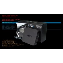 Прошивки для смарт приставки MXQ S805 (версия 1/8 ГБ)