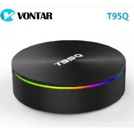 T95Q - TV BOX на Android 8.1 с памятью 4/64 ГБ.