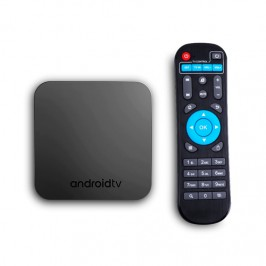 Mecool KM9 -Smart TV BOX на Android 9.0, с памятью 4/32Гб