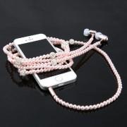 Bling-cтерео наушники с микрофоном для смартфона