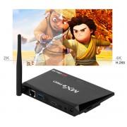 MX9 Pro - Android 7.1 ТВ приставка на RK3328 Quad с памятью 2/16 с Bluetooth 4.0