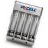 Зарядное устройство  для аккумуляторов АА/ААА Piscell 8174