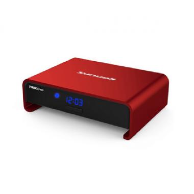 Sunvell T95U Pro - тв приставка на Android 6.0, процессоре S912 , память 2 Г 16 Г, WiFi 2.4 Г/5.8 Г двухдиапазонный, TV BOX 4 К