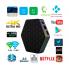 T95Z Plus TV Box на  Android 7.1 процессоре Amlogic S912 с Wi-Fi и LAN портом и поддержкой IPTV