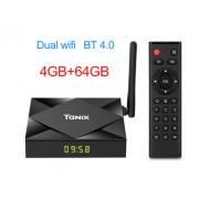 Tanix TX6S - TV BOX на Android 10.0 с памятью 4/64 ГБ. Модель 2020 года. Уценка. Мелкие царапины на корпусе