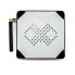 Vontar Z5 - смарт приставка на процессоре Amlogic S912 и Android 6.0, память 2 Г/16 Г 2.4 Г/5 ГГц двойной WIFI Gigabit LAN BT4.0 4К TV Box