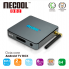 Mecool BB2 Pro - Android TV Box Amlogic S912 64 бит Octa Ядро 4 К,  память 3/16 Гб,  2.4 Г/5 Г Wi-Fi Bluetooth 4.0