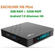 EACHLINK H6 Mini - TV BOX на Android 7.2 с памятью 3/32GB