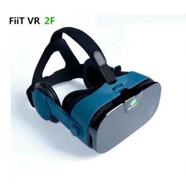 FIIT 2F - очки виртуальной реальности с углом обзора 112 градусов для смартфонов 4 - 6.3 дюйма.