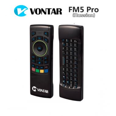 FM5 Pro - пульт с гироскопом и русской клавиатурой