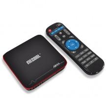Mecool M8S Pro w -  Android 7.1 ТВ приставка на Amlogic S905W  с памятью 2/16
