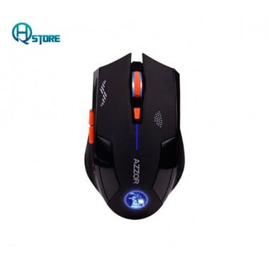 Azzor - беспроводная компьютерная мышь со встроенным аккумулятором для подзарядки