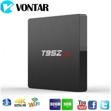 T95Z MAX - TV BOX 8 ядер на Android 7.1.2 с памятью 3/32Гб