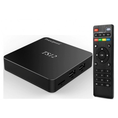 TS12-TV BOX на Android 7.1.2 с памятью 2/16Гб.